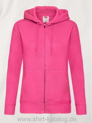 Premium-Hooded-Sweat-Jacket-Lady-Fit-Fuchsia