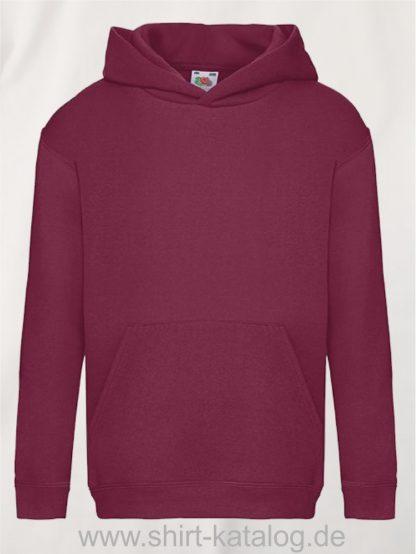 Premium-Hooded-Sweat-Kids-Burgundy