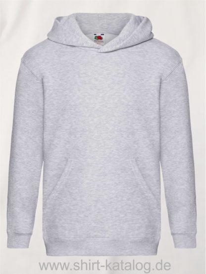 Premium-Hooded-Sweat-Kids-Heather-Grey