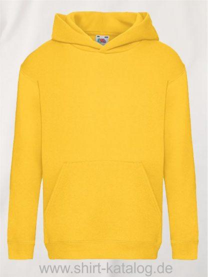 Premium-Hooded-Sweat-Kids-Sunflower