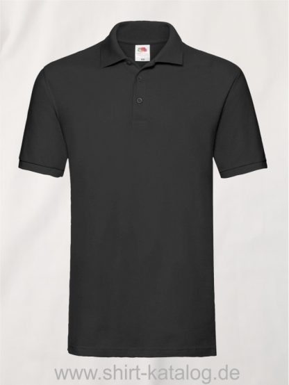 Premium-Polo-Black