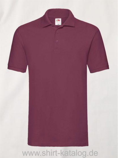 Premium-Polo-Burgundy