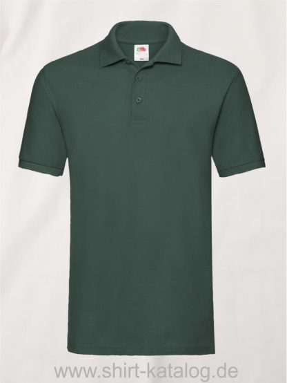 Premium-Polo-Forest-Green