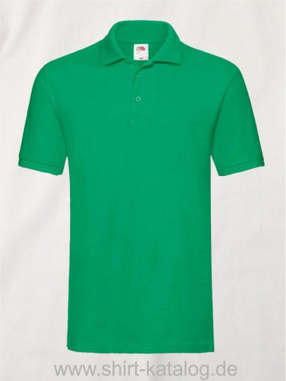 Premium-Polo-Kelly-Green