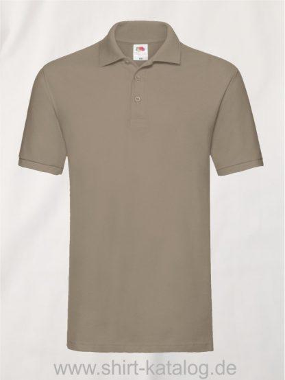 Premium-Polo-Khaki