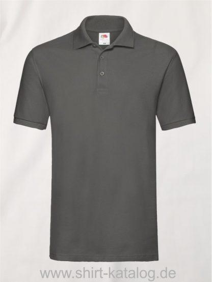 Premium-Polo-Light-Graphite
