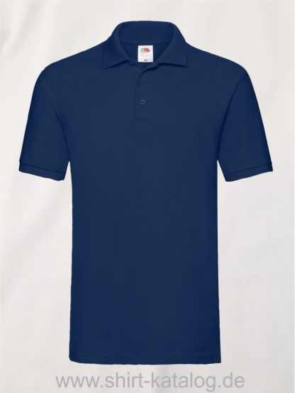 Premium-Polo-Navy