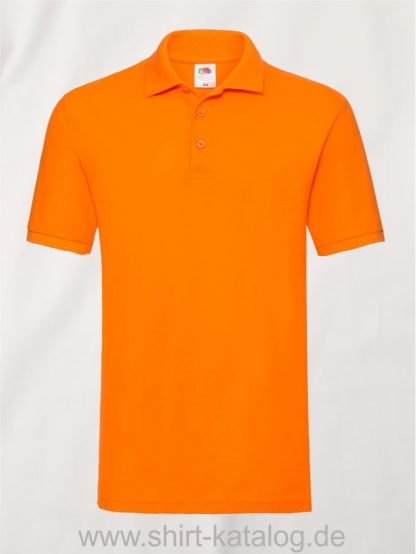 Premium-Polo-Orange