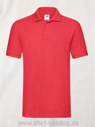 Premium-Polo-Red