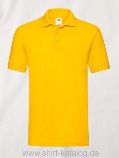 Premium-Polo-Sunflower