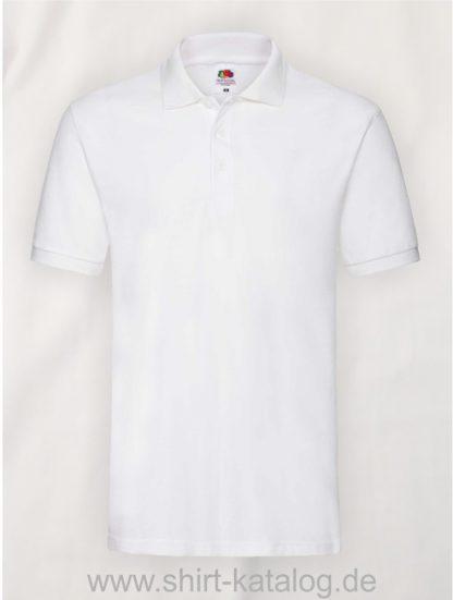 Premium-Polo-White