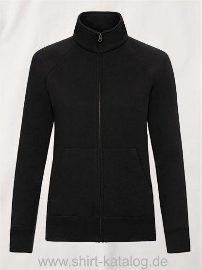 Premium-Sweat-Jacket-Lady-Fit-Black