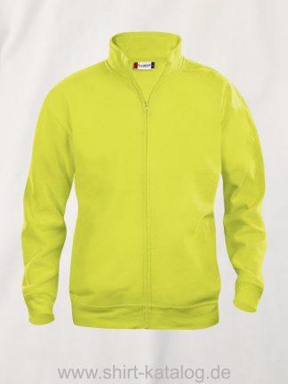 021028-clique-basic-cardigan-junior-leuchtgelb