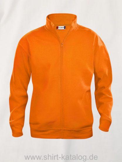 021028-clique-basic-cardigan-junior-leuchtorange