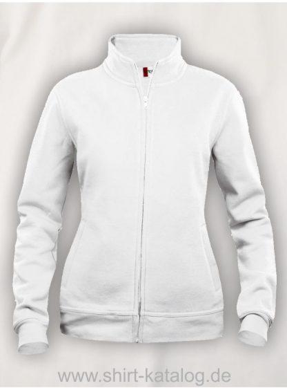 021039-clique-basic-cardigan-ladies-white