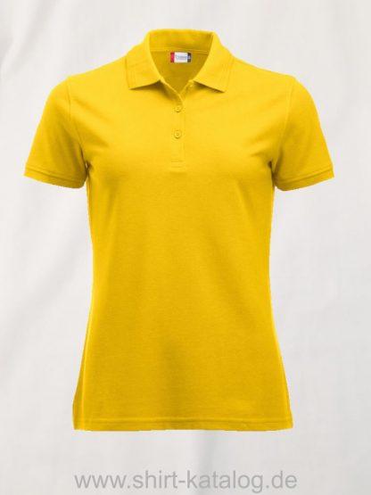028251-clique-manhatten-polo-ladies-yellow