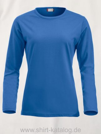 029329-clique-fashion-t-longsleeve-royalblau
