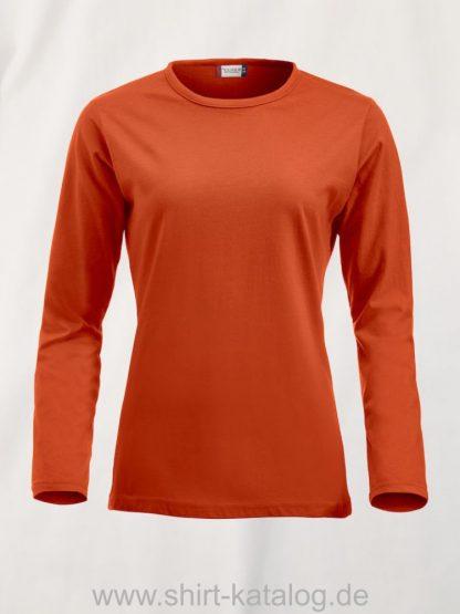 029330-clique-fashion-t-langarm-ladies-blutorange