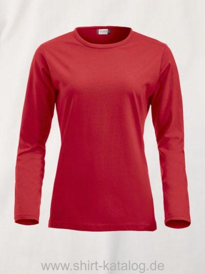 029330-clique-fashion-t-langarm-ladies-rot
