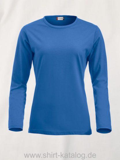 029330-clique-fashion-t-langarm-ladies-royalblau