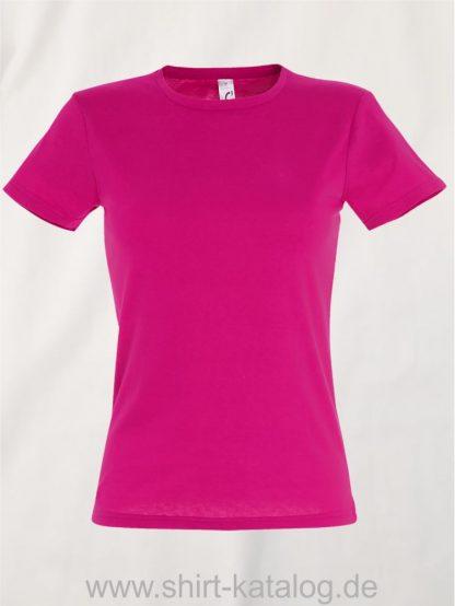 10128-Sols-Ladies-T-Shirt-Miss-Fuchsia