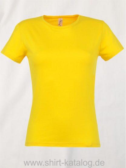 10128-Sols-Ladies-T-Shirt-Miss-Gold