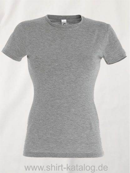 10128-Sols-Ladies-T-Shirt-Miss-Grey-Melange