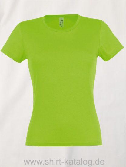 10128-Sols-Ladies-T-Shirt-Miss-Lime