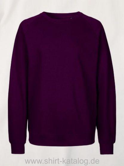11138-neutral-sweatshirt-unisex-bordeux