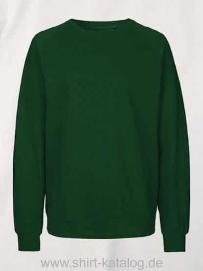 11138-neutral-sweatshirt-unisex-bottle-green
