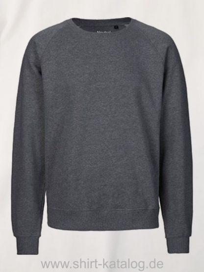 11138-neutral-sweatshirt-unisex-dark-heather-grey