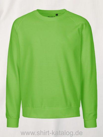 11138-neutral-sweatshirt-unisex-lime