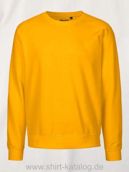 11138-neutral-sweatshirt-unisex-yellow