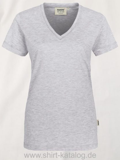 15892-hakro-women-v-shirt-classic-126-ash