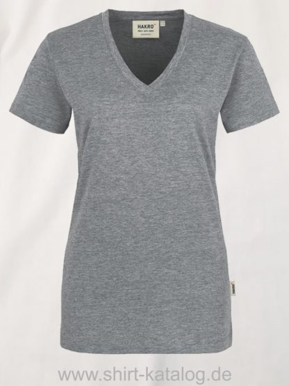 15892-hakro-women-v-shirt-classic-126-graumeliert