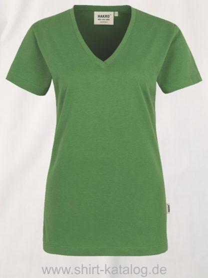 15892-hakro-women-v-shirt-classic-126-kelly-green