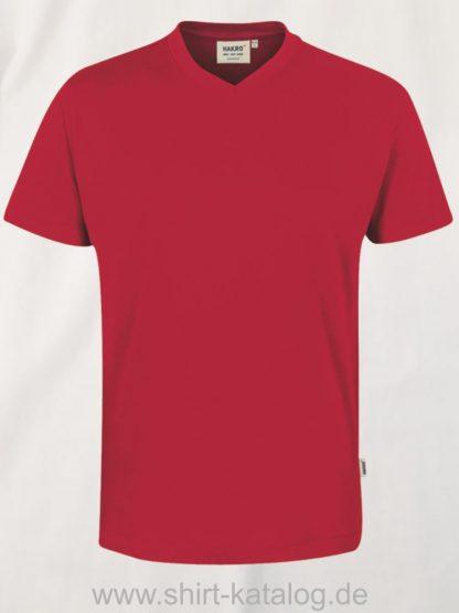15895-hakro-v-shirt-classic-226-rot