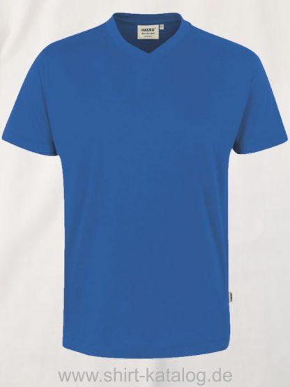 15895-hakro-v-shirt-classic-226-royal