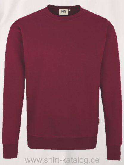 15910-hakro-sweatshirt-premium-weinrot