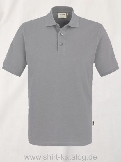 21477-hakro-poloshirt-classic-grey-melange