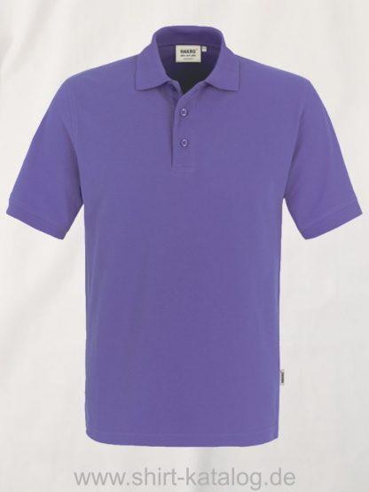 21477-hakro-poloshirt-classic-lavendel