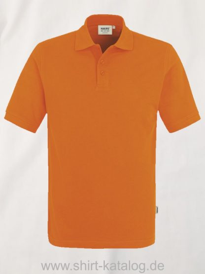 21477-hakro-poloshirt-classic-orange