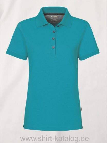 22296-women-poloshirt-cotton-tec-241-smaragd