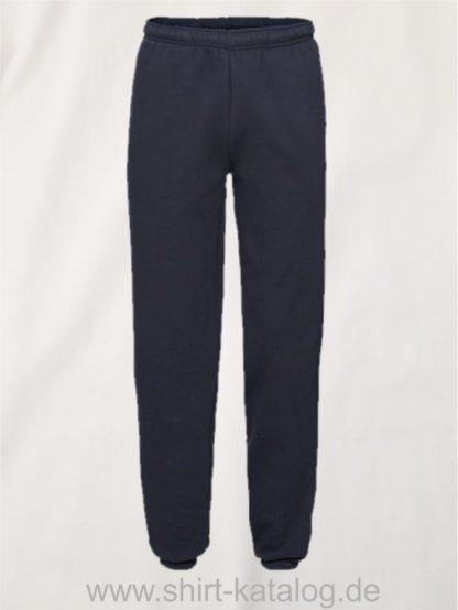 23336-Fruit-of-the-Loom-Premium-Elasticated-Cuff-Jog-Pants-Deep-Navy
