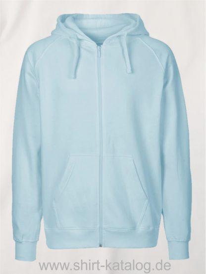 Mens-Zip-Hoodie-Light-Blue-NE63301