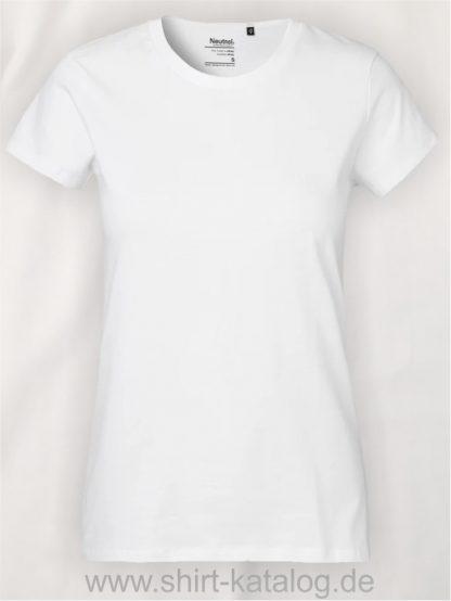 Neutral-Ladies-Classic-T-Shirt-White-NE80001