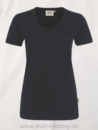 hakro-127-t-shirt-women-black