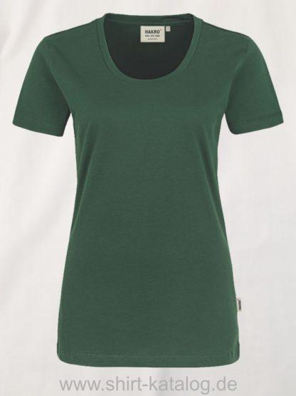 hakro-127-t-shirt-women-tanne