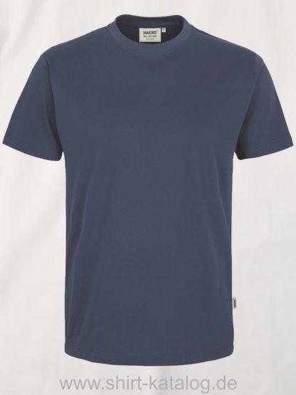 hakro-292-men-t-shirt-jeansblau