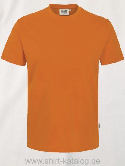 hakro-292-men-t-shirt-orange